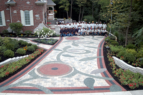 hardscapes and pavers gallery servicing naperville st charles